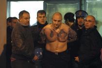 Ivan Bogdanov, liderul huliganilor sarbi