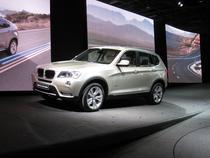 Noul BMW X3 se va lansa in toamna aceasta si in Romania