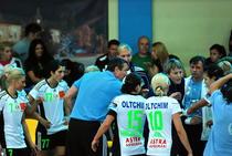 Oltchim, victorie cu Toulon