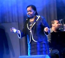 Cesaria Evora, al saselea concert in Romania