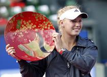 Wozniacki, la al 11-lea trofeu din cariera