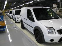 Ford a produs in medie 700 de vehicule pe luna