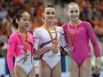 CM de Gimnastica de la Rotterdam