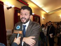 Antonio Ricci, coordonator al proiectului