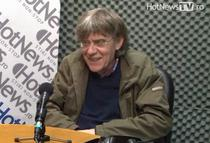 Andrei Ujica in studioul HotNews.ro