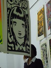FOTOGALERIE Salonul European de Banda Desenata