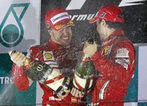 Alonso, ajutat din nou de Massa?