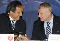 UEFA a stabilit programul pentru EURO 2012