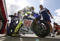 Rossi paraseste Yamaha inaintea incheierii sezonului