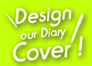 Design our diary cover