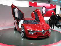 Renault deZir, creatia lui Van den Acker