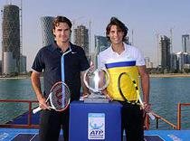Rafael Nadal si Roger Federer