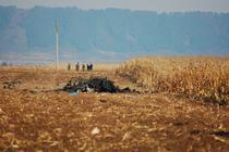 Accidentul aviatic de langa Campia Turzii