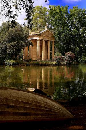 Scurta plimbare prin Roma