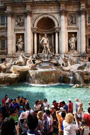 Scurta plimbare prin Roma (2)