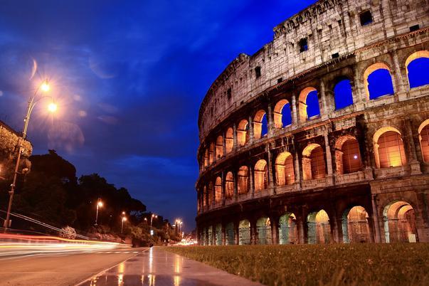 Scurta plimbare prin Roma (3)