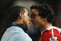 Manchester City, remiza cu Man. United
