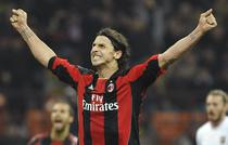 Ac Milan, lider in Serie A