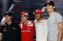 Contracandidatii pentru titlul F1