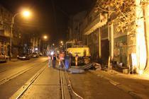 Prima demolare de pe Bd Buzesti