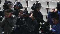 Incidente la Rapid - Steaua