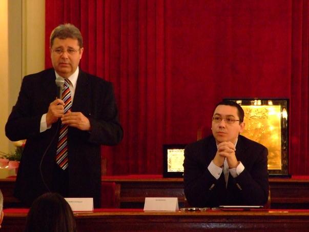 Conferinta PSD cu liderii de partid si parlamentarii din Transilvania si Banat