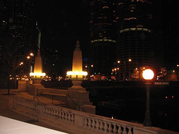 Chicago noaptea