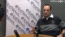 Adrian Halpert in studioul HotNews.ro