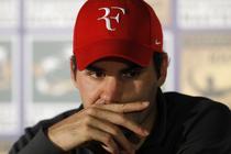 Roger Federer, eliminat de Monfils