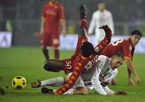 Remiza intre Juventus si AS Roma