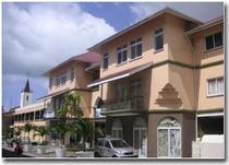 Sediul Fidelity Corporate Services, Seychelles