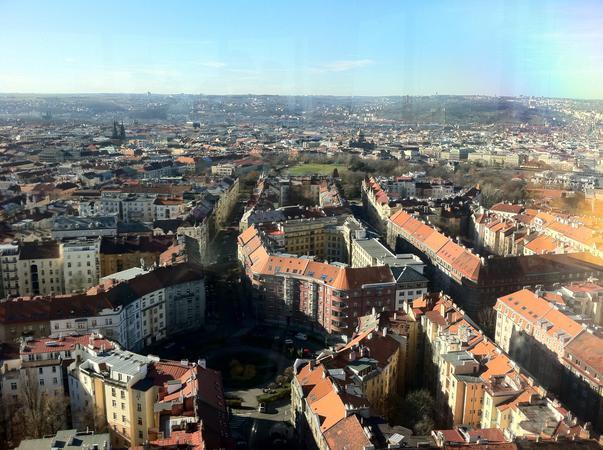 Praga,toamna tarzie