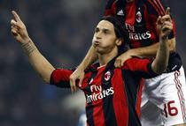 Ibrahimovic aduce victoria Milanului