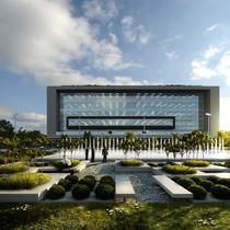 Platinum Business and Convention Center - proiect