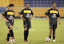 Ronaldinho, din nou la nationala