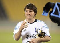 Lionel Messi va ajunge, pana la urma, la Bucuresti
