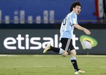 Messi, un gol cat o victorie in fata Braziliei