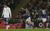 Franta, victorie mare pe Wembley