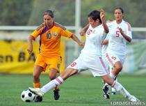 Nationala de fotbal feminin a Romaniei