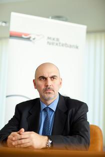 Dan Sandu, CEO MKB Nextebank