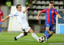 Iulian Apostol (dreapta) pleaca de la Steaua