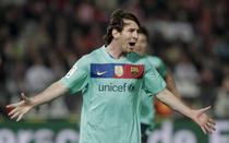 Messi, 101 goluri in prima liga spaniola