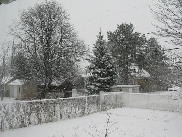 Deja iarna ...