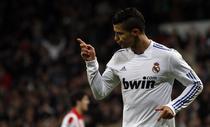 Ronaldo, hat-trick pentru Real
