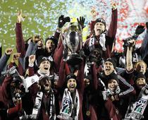 Colorado Rapids, castigatorii finalei MLS