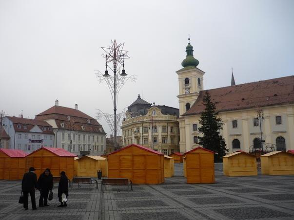 Trecut si prezent la Sibiu
