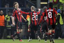 Ibrahimovic, un nou gol pentru AC Milan