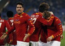Roma, revenire superba cu Bayern