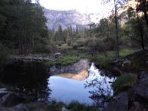 Peisaj din Yosemite