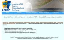 Agentia pentru Dezvoltare Rurala si Pescuit parte-si face